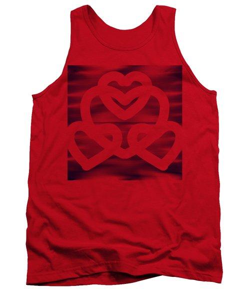 Hearts Tank Top