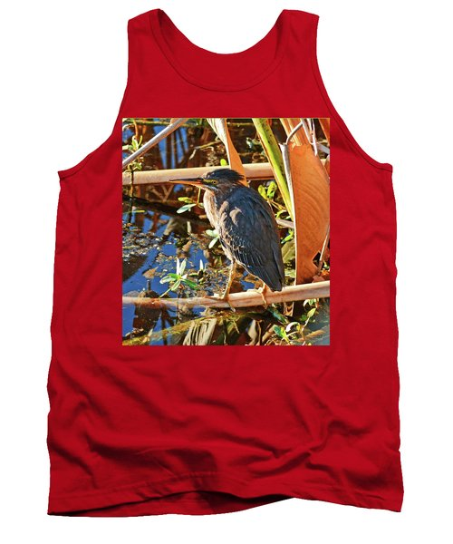 Hiding In Plain Sight Tank Top