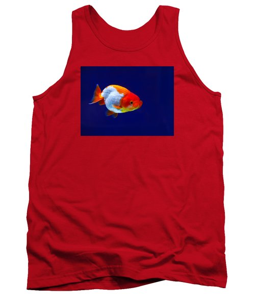 Lion Head Goldfish 4 Tank Top