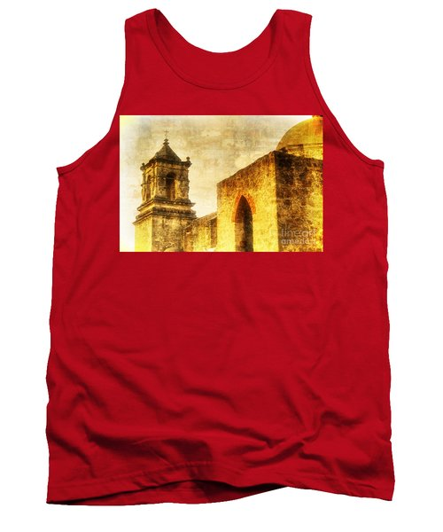 Mission San Jose San Antonio, Texas Tank Top