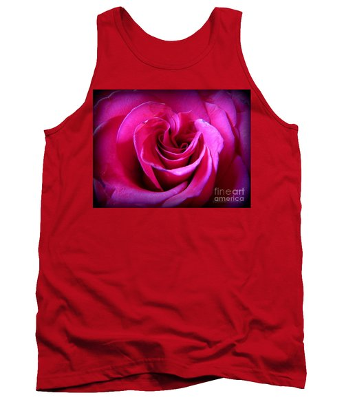 My Rose Tank Top