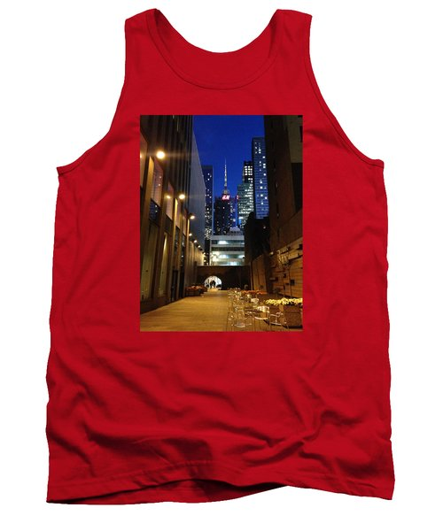 New York Night Tank Top
