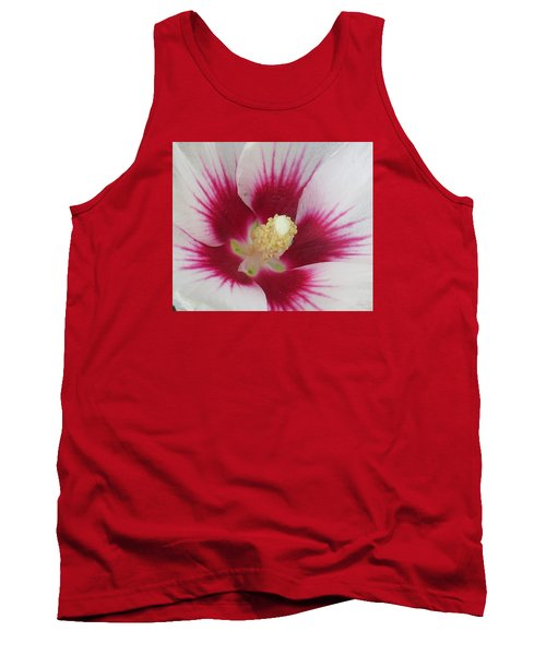 Tank Top featuring the photograph Open Wide by Jeanette Oberholtzer