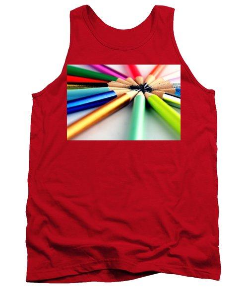 Pencils Tank Top