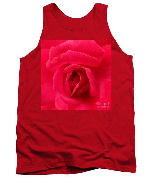 Rose Tank Top by A K Dayton