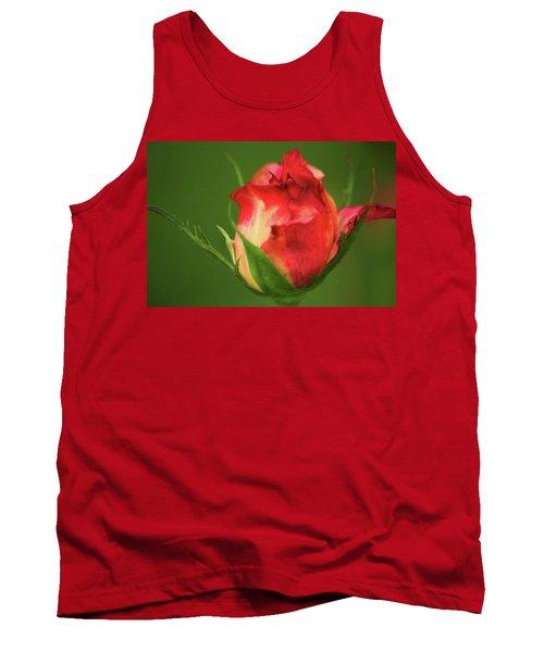 Rosebud Tank Top