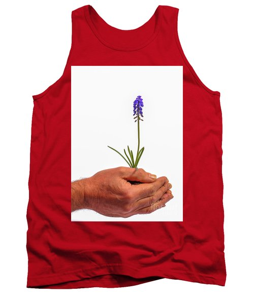 Safely Growing Tank Top