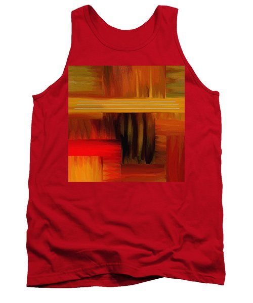 Sanctuary Tank Top by Ely Arsha