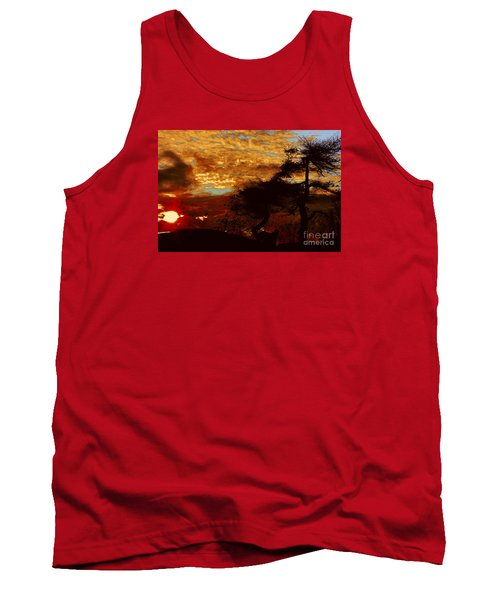 Sechelt Tree 2 Tank Top