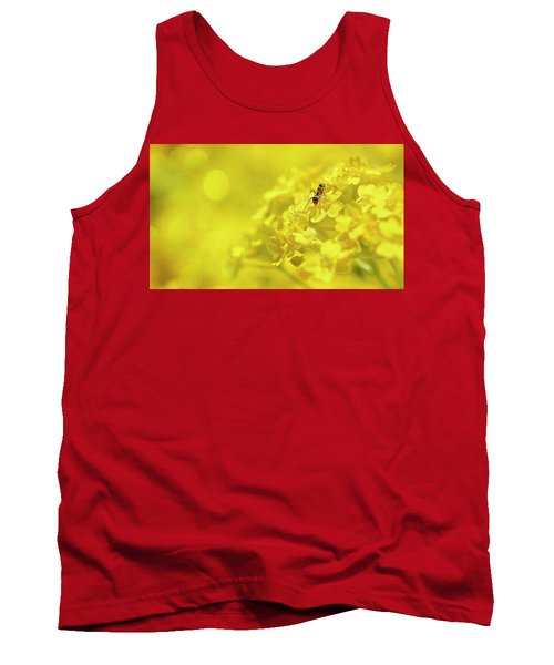Set The Controls For The Heart Of The Sun Tank Top by John Poon