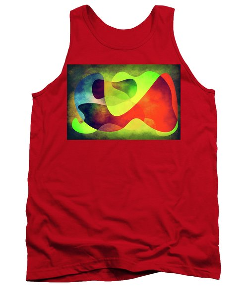 Shapes 3 Tank Top