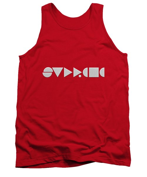 Supreme Being Embroidered Abstract - 2 Of 5 Tank Top