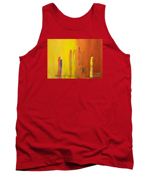 The Conversation Tank Top by Gallery Messina