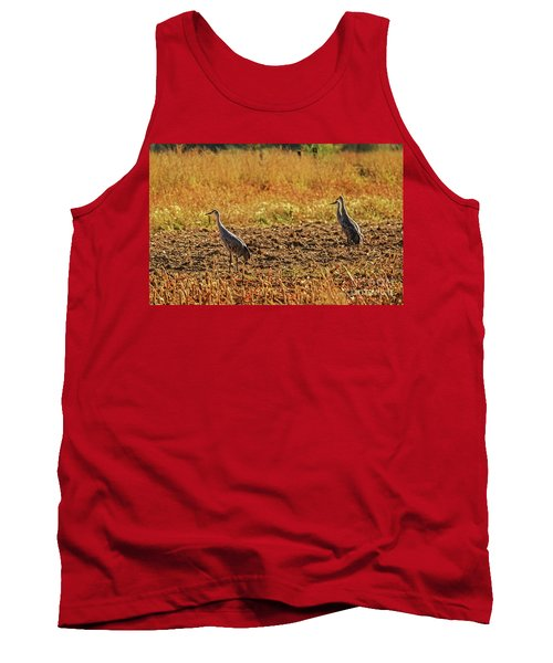 Tank Top featuring the photograph Three Amigos by Robert Bales