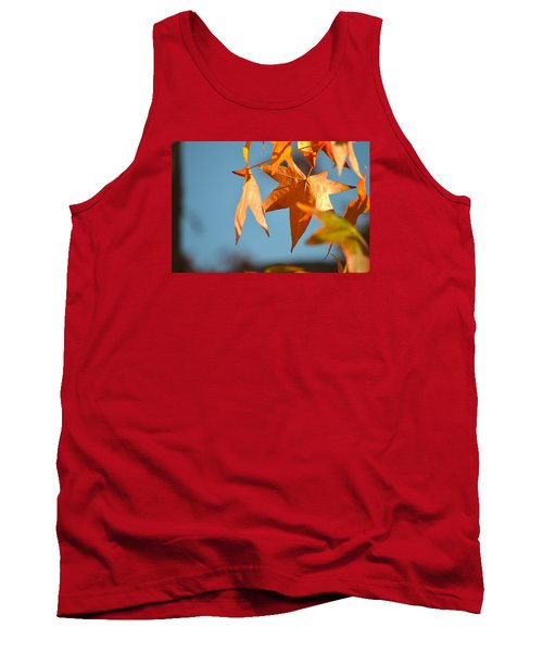 It Feels Like Fall Tank Top by Alex King