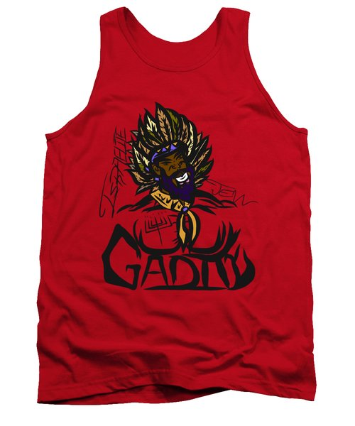 Tribe Of Gad Tank Top