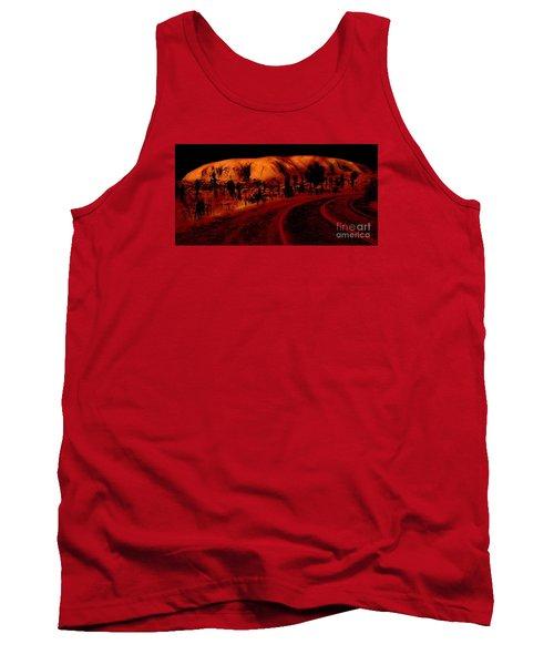 Uluru Sunrise Tank Top