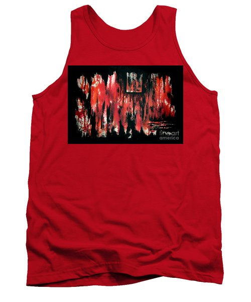 Untitled-102 Tank Top