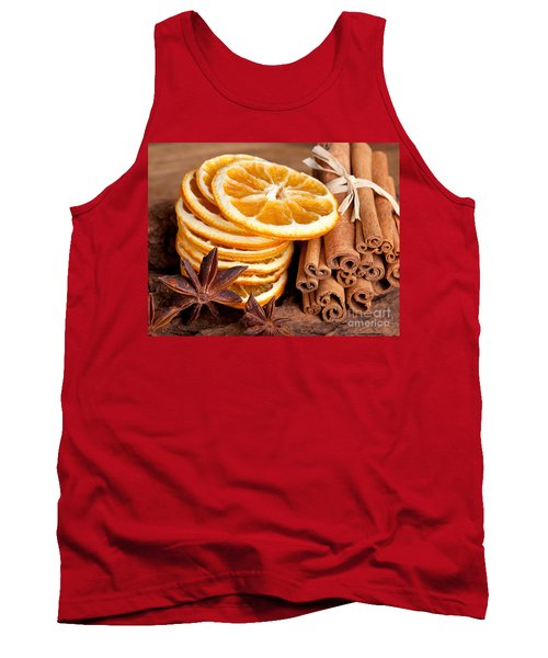 Winter Spices Tank Top