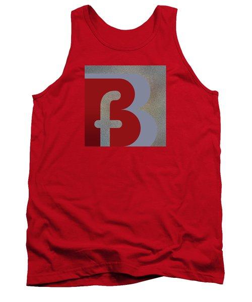 Your Name - B F Or F B Monogram Tank Top