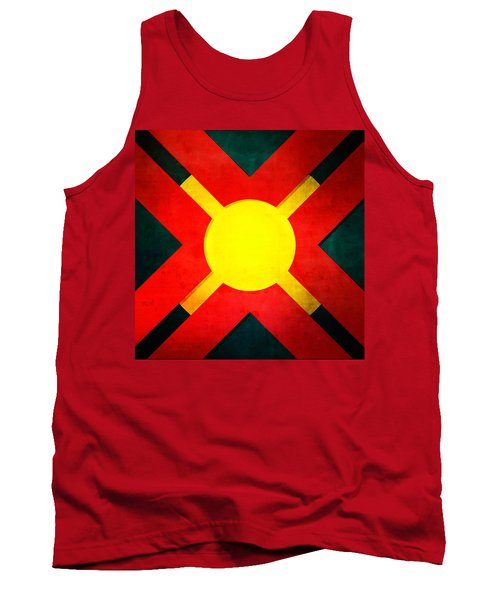 Tank Top featuring the photograph 100b by Timothy Bulone