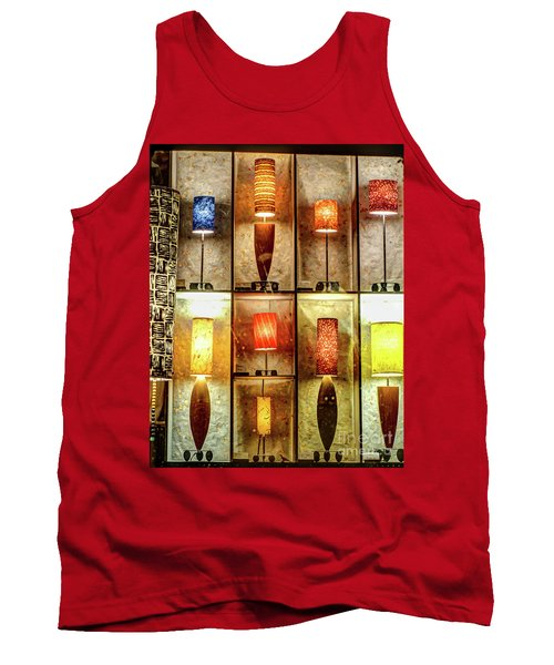 1221b Lincoln St. Tank Top