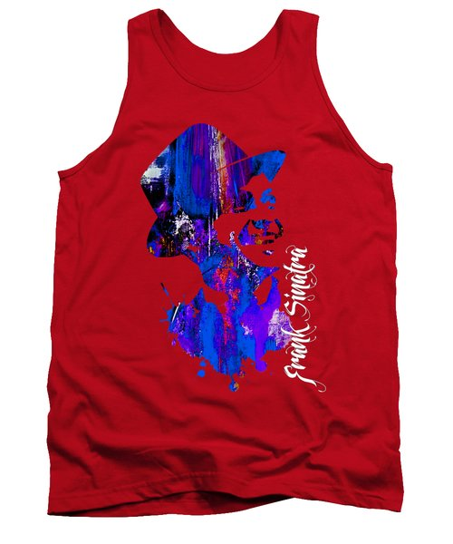 Frank Sinatra Collection Tank Top