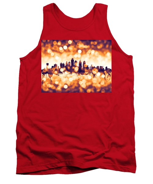 Philadelphia Pennsylvania Skyline Tank Top