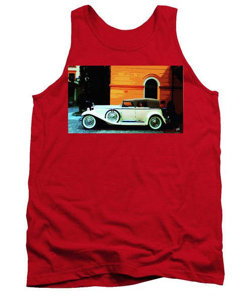 1930 Isotta-fraschini Tank Top