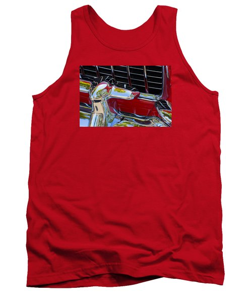 1955 Chevy Coupe Grill Tank Top