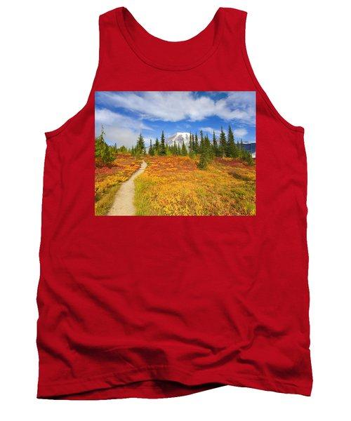Autumn Trail Tank Top