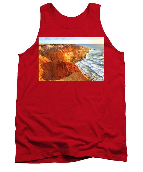 Blanche Point Tank Top by Bill  Robinson