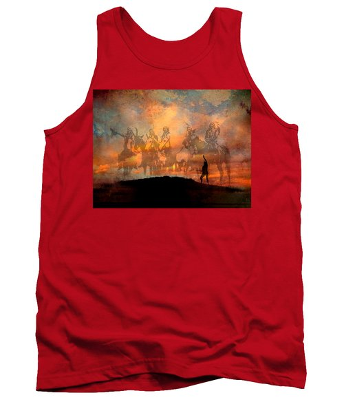Forefathers Tank Top
