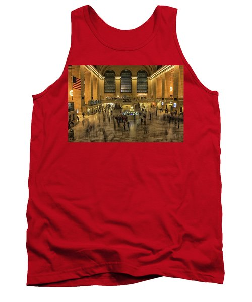 Grand Central Station Tank Top