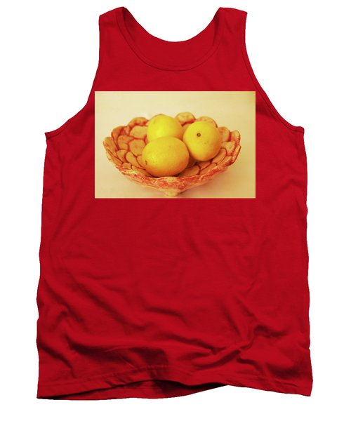 Tank Top featuring the photograph Medium Patches Bowl1 by Itzhak Richter