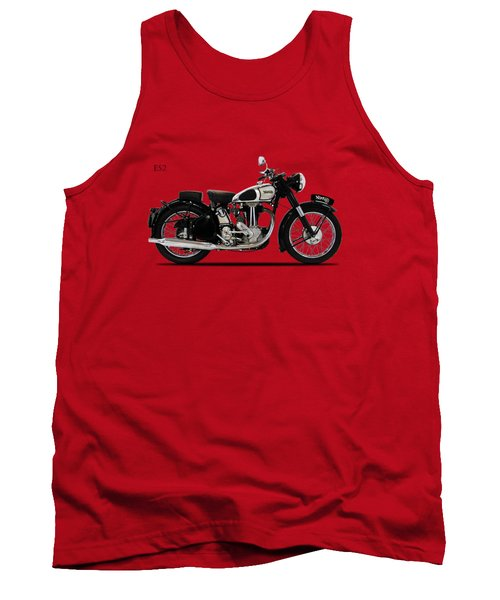 Norton Es2 1947 Tank Top