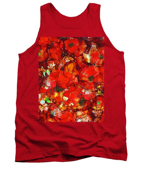 Poppies Tank Top