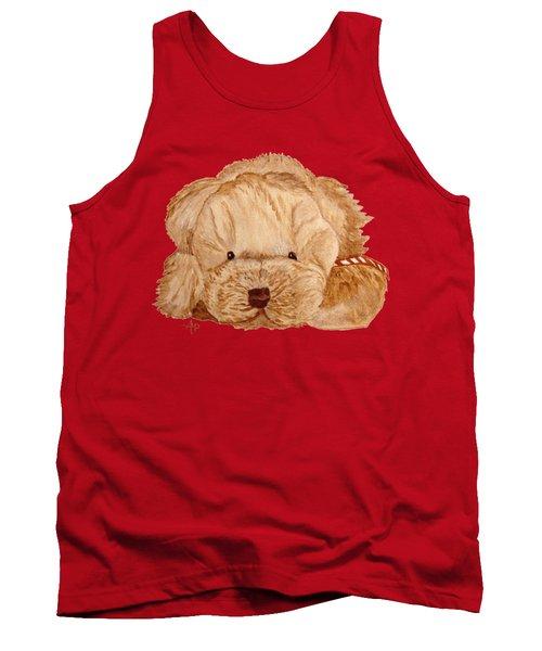 Puppy Dog Tank Top