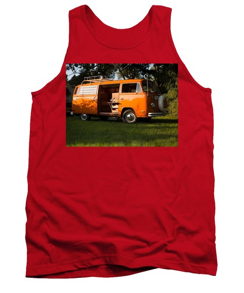 Volkswagen Bus T2 Westfalia Tank Top