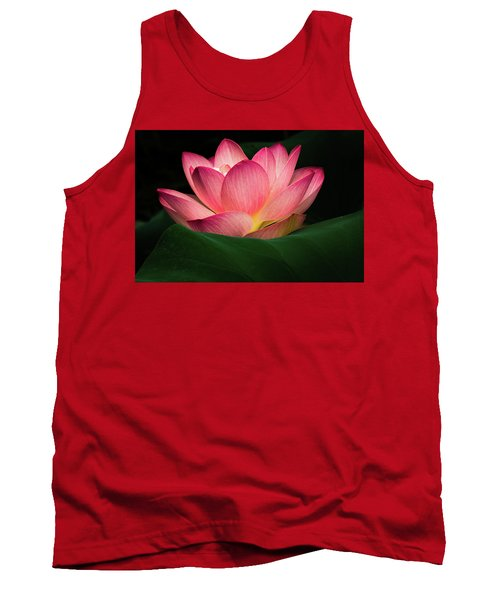 Water Lily Tank Top by Jay Stockhaus