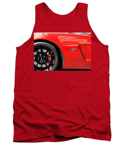 2013 Corvette Tank Top