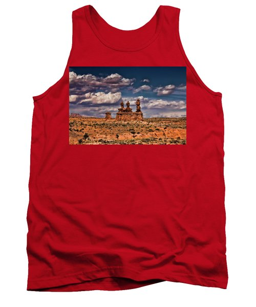 Goblin Valley Tank Top