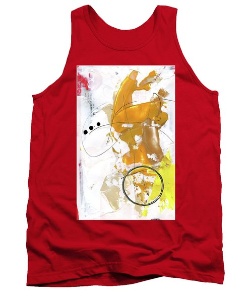 Three Color Palette Tank Top by Michal Mitak Mahgerefteh