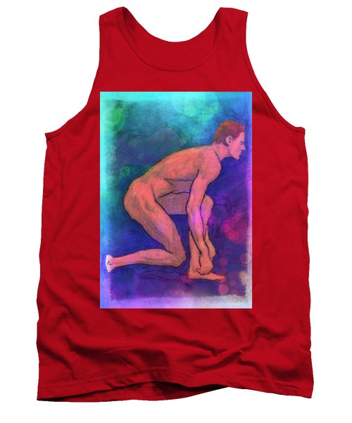 Nude Man Tank Top