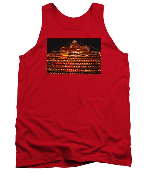 Tank Top featuring the photograph Pumpkinfest 2015 by Robert Clifford