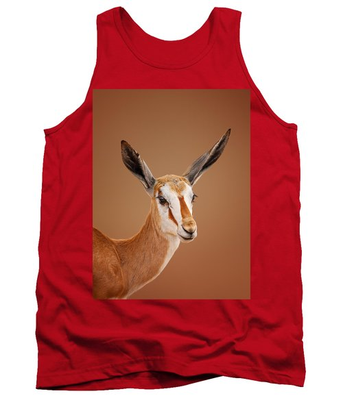 Springbok Portrait Tank Top