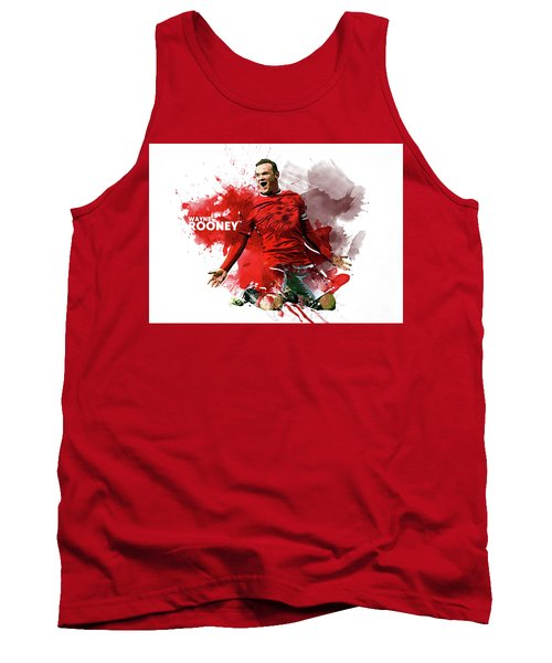 Wayne Rooney Tank Top