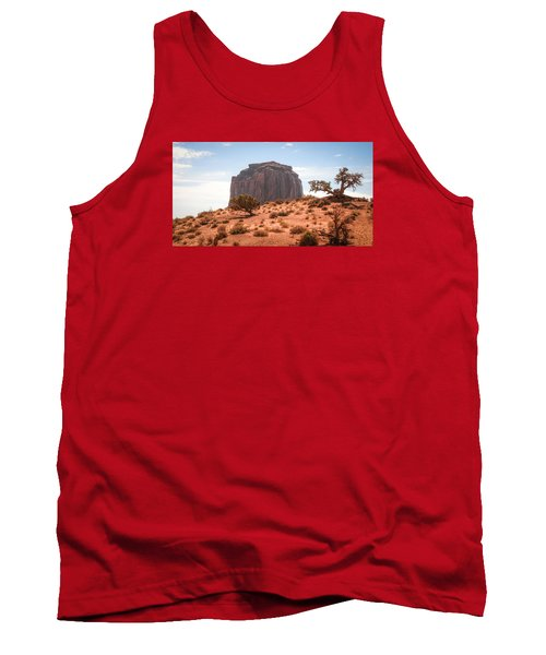 #3328 - Monument Valley, Arizona Tank Top