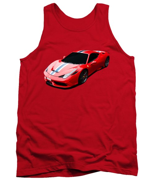 458 Speciale Tank Top