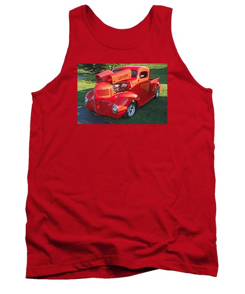 '47 Dodge Pickup Tank Top